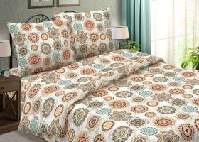 Комплект постельного белья 1,5сп бязь традиции текстиля Амулет