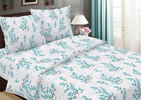 Комплект постельного белья 1,5сп бязь традиции текстиля Ветка сакуры