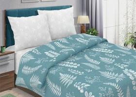 Комплект постельного белья евро из бязи традиции текстиля Исландия