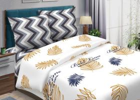 Комплект постельного белья семейный из бязи традиции текстиля Соренто