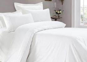 Комплект постельного белья Евро 220х240 бязь отбеленная пл 120