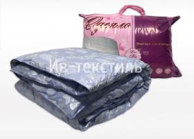 Одеяло пуховое (98%) 1,5сп