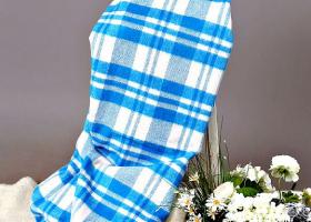Одеяло п/ш  1,5сп Шуя 40% шерсть 500г/м2