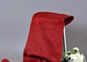 Одеяло п/ш  1,5сп Шуя однотонное 70% шерсть 500г/м2