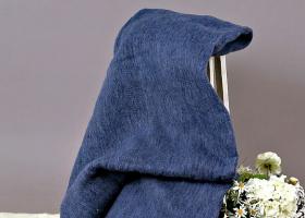 Одеяло п/ш  1,5сп Шуя однотонное 70% шерсть 600г/м2