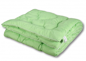 Одеяло всесезонное Евро 220х240 Бамбук стандарт