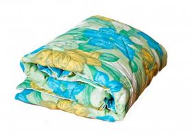 Одеяло Комфорт х/ф Евро 200х220 в бязи чемодан