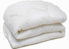 Одеяло Комфорт 220х240 бязь отбеленная