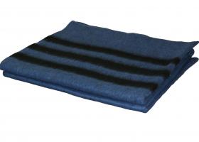 Одеяло п/ш  1,5сп Армейское 70% шерсть 600г/м2 ГОСТ