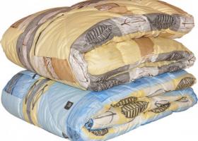 Одеяло Комфорт х/ф 2сп в бязи пакет