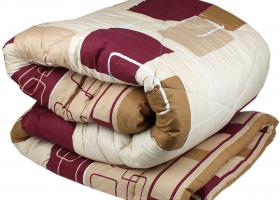 Одеяло синтепон 1,5сп в бязи пл 200