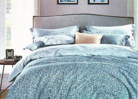 Комплект постельного белья семейный поплин без молнии Дженифер