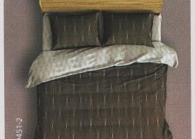 Комплект постельного белья семейный поплин Висбю