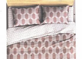 Комплект постельного белья 2сп поплин Визави