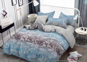 Комплект постельного белья 2сп поплин Жаклин