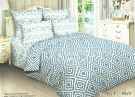 Комплект постельного белья семейный поплин Мелисса