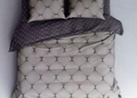 Комплект постельного белья евро поплин Памела