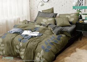 Комплект постельного белья семейный поплин Буэно