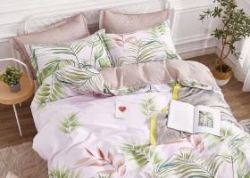 Комплект постельного белья семейный поплин 1739