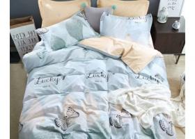 Комплект постельного белья семейный поплин 1748