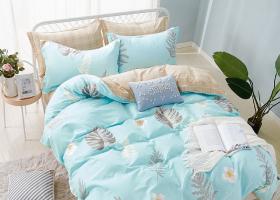 Комплект постельного белья семейный поплин 1756