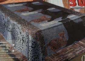 Шелковое покрывало 200х200 арт.015