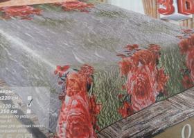 Шелковое покрывало 200х200 арт.017