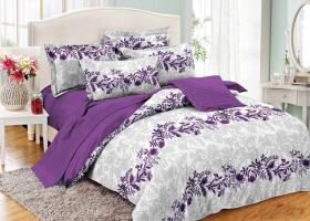 Комплект постельного белья 2сп поплин Варвара