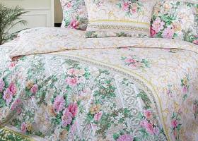 Комплект постельного белья 2сп перкаль Римский дворик