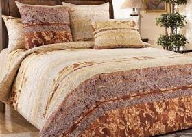 Комплект постельного белья 1,5сп перкаль Амбассадор