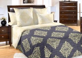 Комплект постельного белья семейный сатин Византия