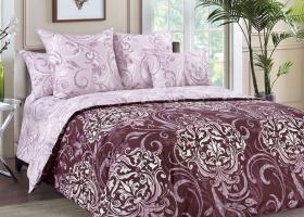 Комплект постельного белья семейный перкаль Гранд