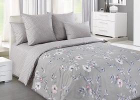 Комплект постельного белья семейный перкаль Камилла