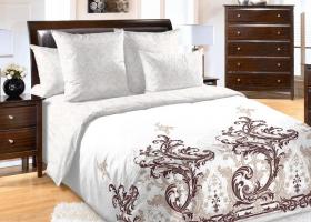 Комплект постельного белья семейный перкаль Вымысел