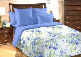 Комплект постельного белья евро mini перкаль Моника