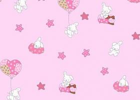 Комплект постельного белья детский поплин рис 1722 вид 4
