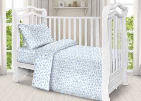 Комплект постельного белья детский поплин рис 1770 вид 1