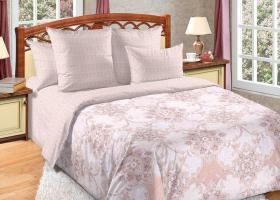 Комплект постельного белья семейный сатин Амулет