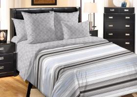 Комплект постельного белья евро сатин Инфант