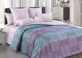 Комплект постельного белья семейный сатин Сон в летнюю ночь