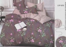 Комплект постельного белья евро сатин Патрисия