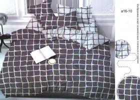 Комплект постельного белья 2сп сатин Тереса