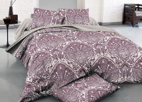 Комплект постельного белья 1,5сп сатин Восточный уют