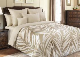 Комплект постельного белья семейный сатин Бали 5