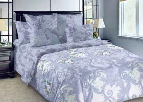 Комплект постельного белья семейный сатин Бенефис 3