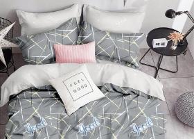 Комплект постельного белья евро сатин Азимут