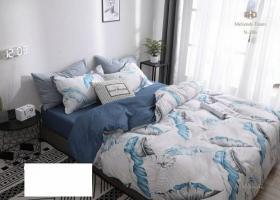 Комплект постельного белья евро сатин Батиста