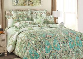 Комплект постельного белья 2сп сатин Совершенство